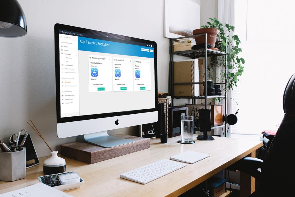 La diffusion de vos e-formations mobile et epub